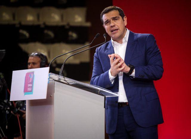 Τσίπρας στην Πάτρα: Ομιλία με ορίζοντα… ήττας και αριστερίστικα κλισέ | tovima.gr