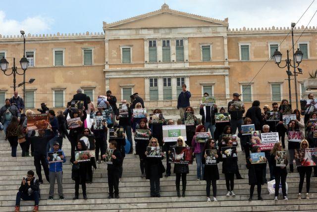 Vegan για το σούβλισμα αρνιών: Η σφαγή δεν είναι γιορτή | tovima.gr