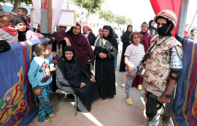 Αίγυπτος: Τριήμερο δημοψήφισμα για τις συνταγματικές μεταρρυθμίσεις | tovima.gr