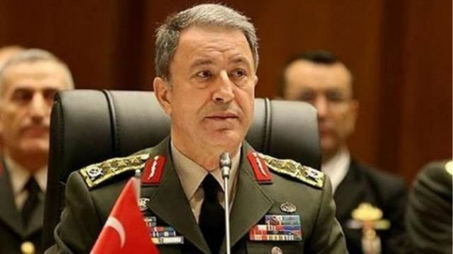 Τουρκία: Ο Χουλουσί Ακάρ ζητά αποστρατικοποίηση των νησιών του Αιγαίου | tovima.gr