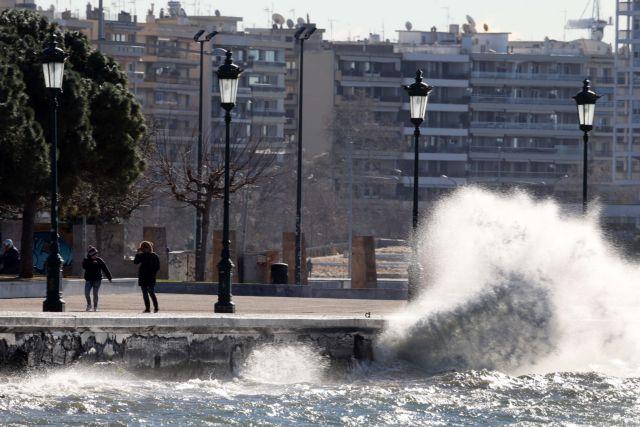 Meteo: Οι θυελλώδεις άνεμοι το χαρακτηριστικό του φετινού χειμώνα | tovima.gr