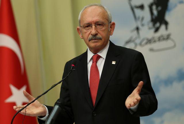 Τουρκία: Προσπάθησαν να λιντσάρουν τον αρχηγό της αξιωματικής αντιπολίτευσης | tovima.gr