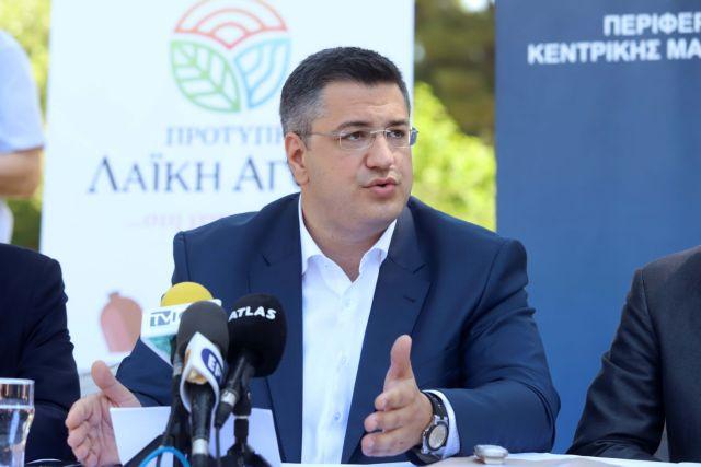 Οι προτεραιότητες Τζιτζικώστα ενόψει των Περιφερειακών εκλογών | tovima.gr