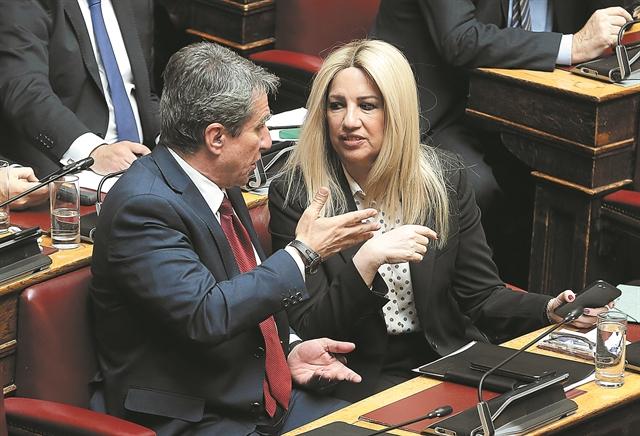 Αμηχανία μετά το «προξενιό της Αννας» | tovima.gr