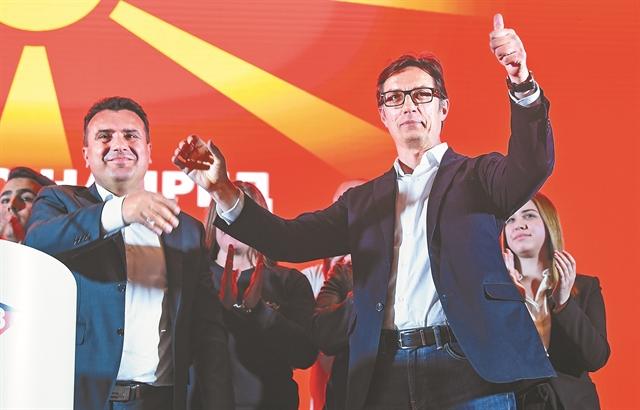 Οι Αλβανοί «κλειδί» για την εκλογή προέδρου   tovima.gr