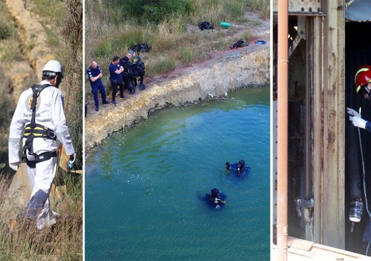 Κύπρος: Αναστολή ερευνών στο «φρεάτιο της φρίκης» | tovima.gr