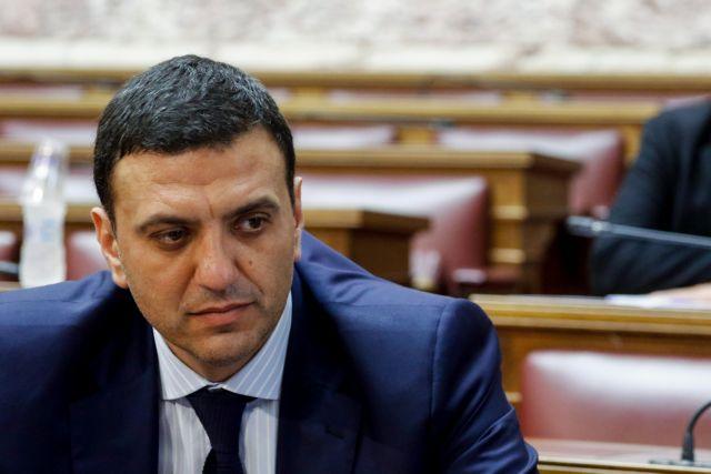 Κικίλιας: «Η κυβέρνηση βρωμάει και ζέχνει»   tovima.gr
