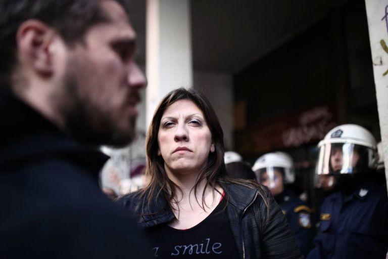 Ζωή Κωνσταντοπούλου: Κατέθεσε υπόμνημα για τις γερμανικές αποζημιώσεις στο Ειρηνοδικείο Αθηνών   tovima.gr