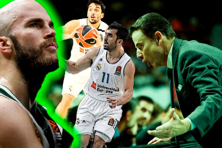 Η Euroleague κάνει focus σε Καλάθη και Καμπάτσο (vid) | tovima.gr
