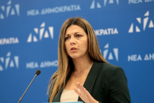 Ζαχαράκη: Οταν προκηρύξει εκλογές ο Τσίπρας, θα πάμε σε όσα ντιμπέιτ θέλει   tovima.gr