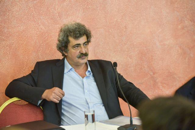 Επιμένει ο Πολάκης στην αήθη επίθεση σε Κυμπουρόπουλο | tovima.gr