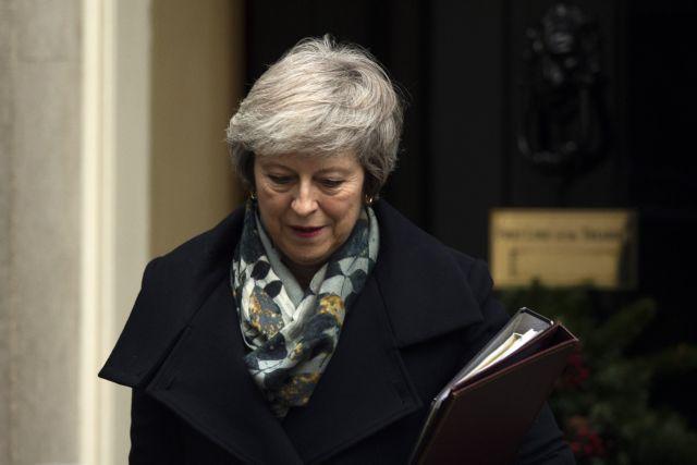 Brexit : Μετ' εμποδίων οι συνομιλίες Μέι – Εργατικών | tovima.gr