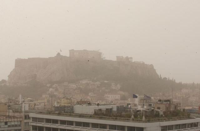 Καιρός: Άνοδος της θερμοκρασίας και τοπικές βροχές με σκόνη   tovima.gr