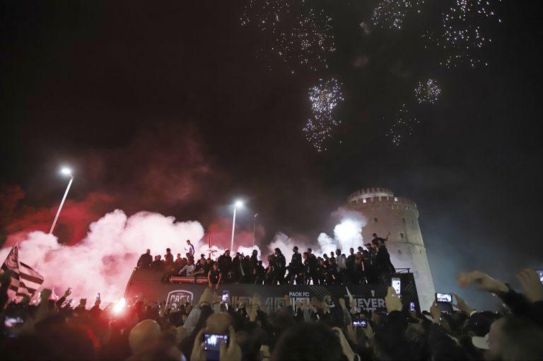Κλαίνε από χαρά στον ΠΑΟΚ | tovima.gr
