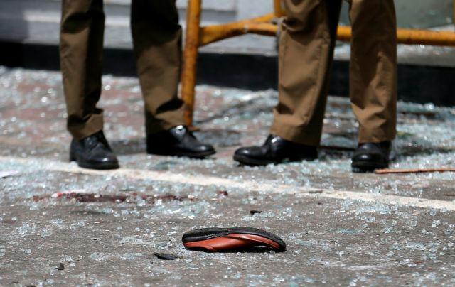 Σρι Λάνκα – Στους 310 αυξήθηκαν οι νεκροί από τις επιθέσεις | tovima.gr