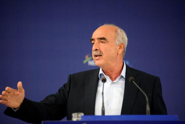 Μεϊμαράκης για Πολάκη: Επρεπε να τον αποπέμψει ο Τσίπρας | tovima.gr