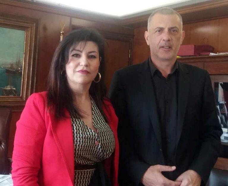 Ακόμα μια υποψήφια με τον Γιάννη Μώραλη και τον «Πειραιά Νικητή»   tovima.gr