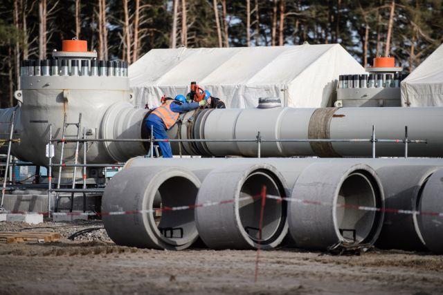 Nord Stream 2: Ζητά εξαίρεση από την ευρωπαϊκή οδηγία για το φυσικό αέριο | tovima.gr