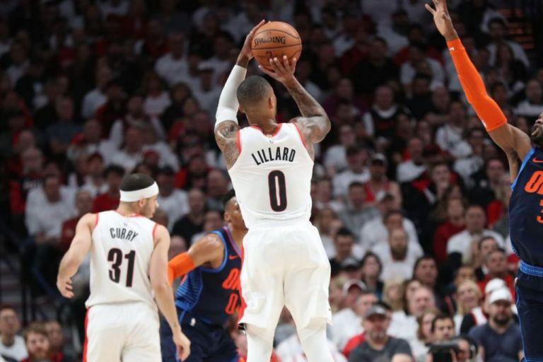 NBA : O «βομβιστής» Λίλαρντ στην κορυφή του TOP 10 | tovima.gr