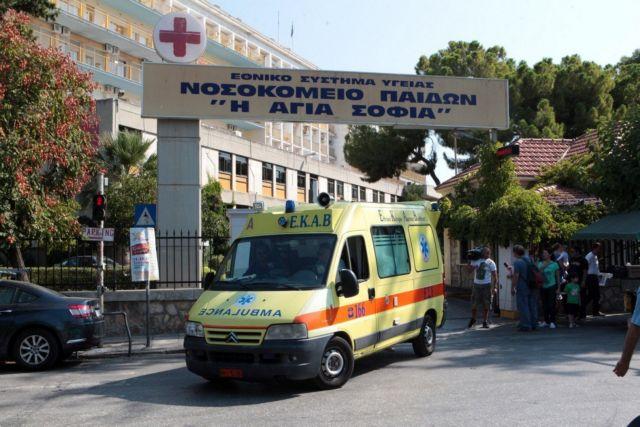 Νοσοκομείο Παίδων: Νέο περιστατικό βίας με εγκαταλελειμμένα παιδιά | tovima.gr