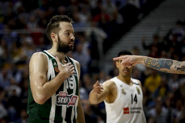 Παναθηναϊκός – Βουγιούκας : «Ήταν καλύτερη η Ρεάλ» | tovima.gr