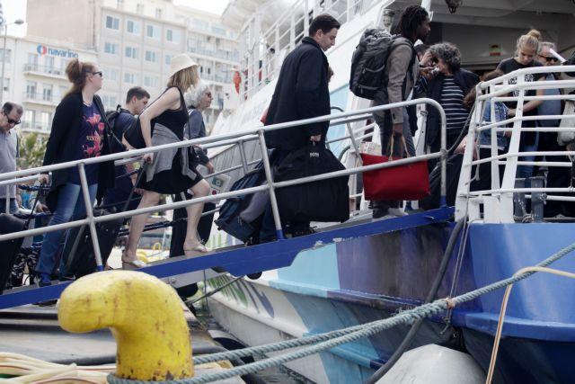 Εξοδος του Πάσχα : Οπου φύγει φύγει οι Αθηναίοι – Αδιαχώρητο σε ΚΤΕΛ, λιμάνια, τρένα | tovima.gr