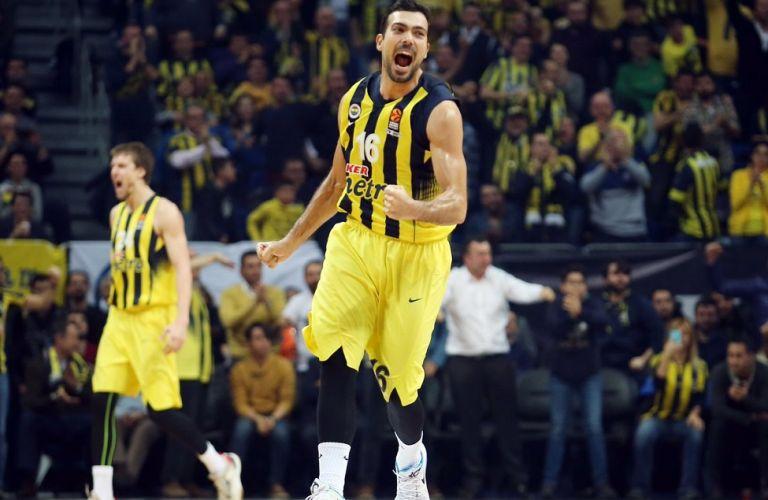 Σλούκας : «Το αξίζει η Φενέρ, δουλέψαμε σκληρά όλη τη χρονιά…» | tovima.gr