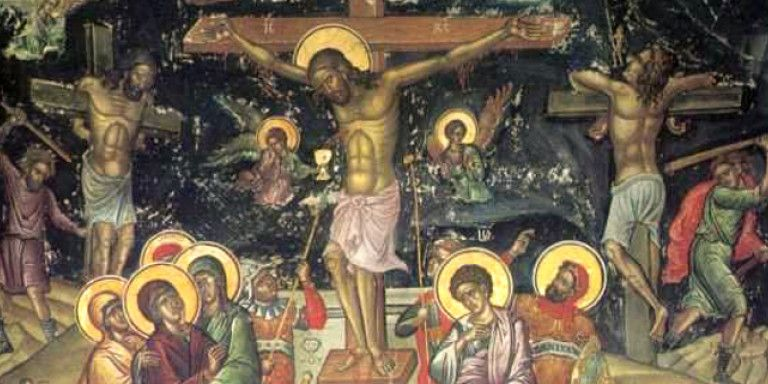 9a9802cbedc Η Μεγάλη Παρασκευή θεωρείται η ημέρα απόλυτου πένθους ολόκληρης της  Χριστιανοσύνης.