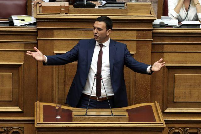 Κικίλιας για Πολάκη: Μεγαλύτερη ντροπή είναι αυτή του Αλέξη Τσίπρα | tovima.gr