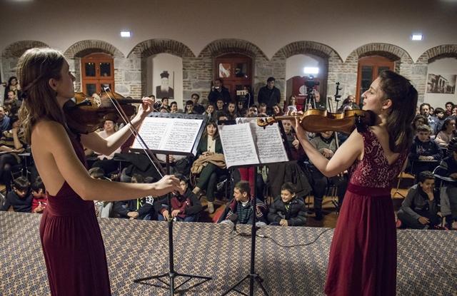 Οι 12χρονοι «μάνατζερ» της κλασικής μουσικής | tovima.gr