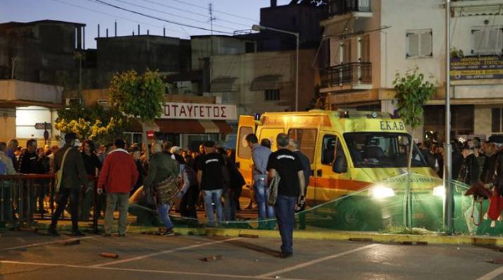 Καλαμάτα : Πώς περιγράφει τις στιγμές της τραγωδίας η σύζυγος του άτυχου εικονολήπτη | tovima.gr