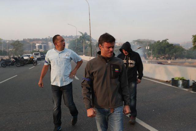 Βενεζουέλα: Το πρόσωπο – κλειδί στην προσπάθεια ανατροπής του Μαδούρο   tovima.gr