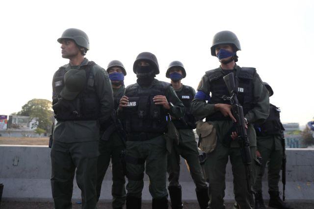Βενεζουέλα : Οι ΗΠΑ ζητούν από τον στρατό να στηρίξει τον Γκουαϊδό | tovima.gr