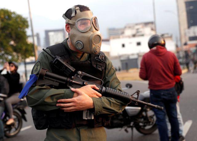 Βενεζουέλα: Στα δύο ο στρατός μετά το κάλεσμα εξέγερσης του Γκουαϊδό | tovima.gr