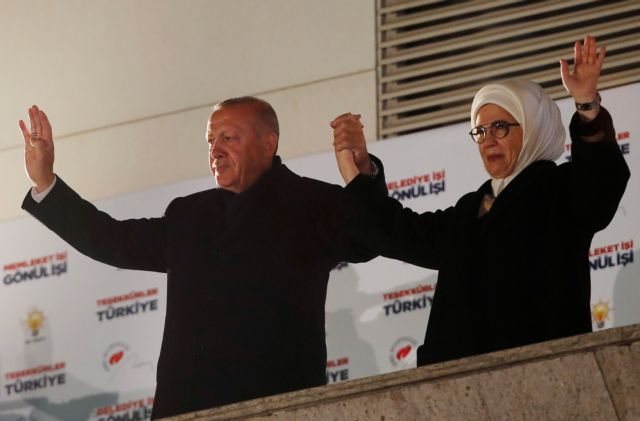 Ο Ερντογάν παραδέχτηκε πως «πιθανόν χάσαμε την Κωνσταντινούπολη» | tovima.gr
