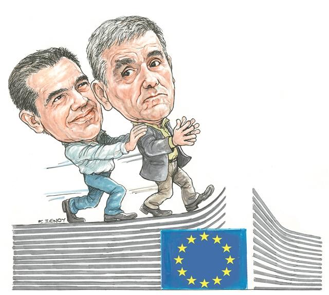 Ο Αλέξης θέλει τον Ευκλείδη επίτροπο | tovima.gr