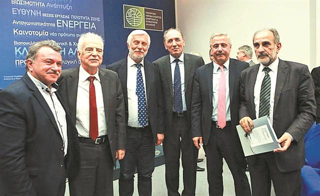Δύο νέες συμβάσειςυπέγραψαν τα ΕΛΠΕ | tovima.gr