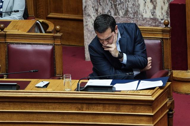 Η αγωνία του Τσίπρα για την τηλεθέαση | tovima.gr