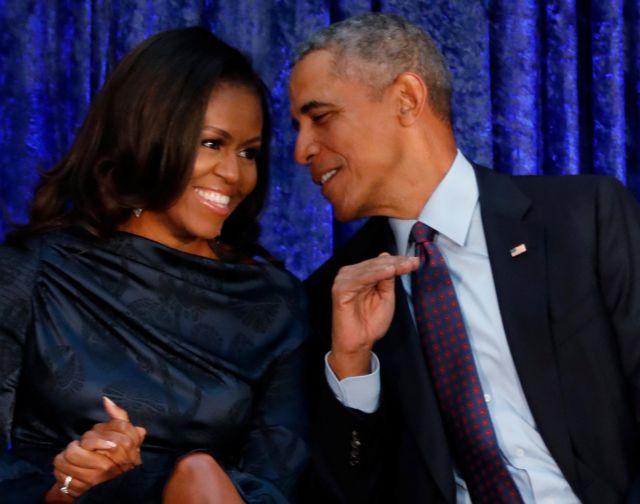 Netflix: Οι Ομπάμα υπογράφουν την παραγωγή σειράς βασισμένη σε βιβλίο κατά του Τραμπ | tovima.gr