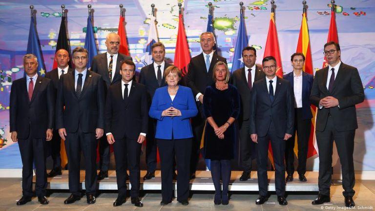 DW : Χωρίς απτά αποτελέσματα η διάσκεψη για τα Δ. Βαλκάνια | tovima.gr