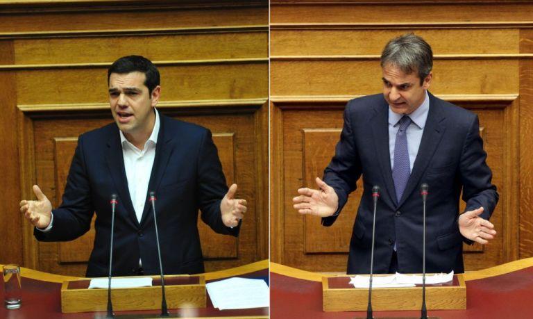 Τσίπρας στον Μητσοτάκη: Ελα να κάνουμε τώρα debate | tovima.gr