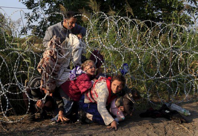 ΟΗΕ: Η Ουγγαρία δεν παρέχει τροφή στους αιτούντες άσυλο   tovima.gr
