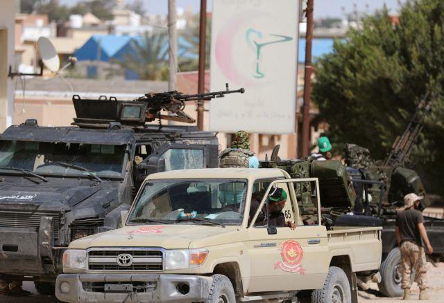 Λιβύη: Στρατιωτικό αδιέξοδο και μάχη ξένων συμφερόντων | tovima.gr