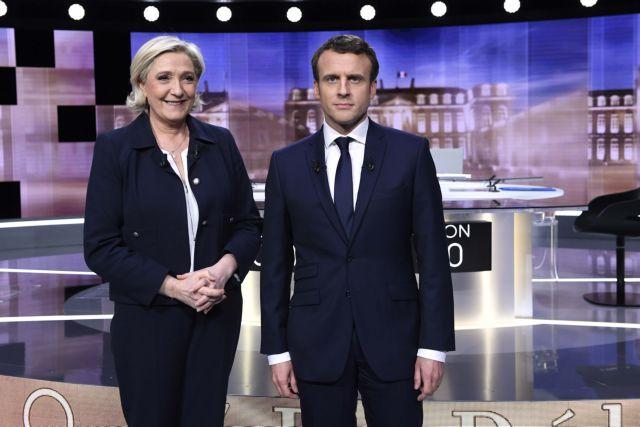 Γαλλία – δημοσκόπηση : Μπροστά από τον Μακρόν η Λεπέν | tovima.gr