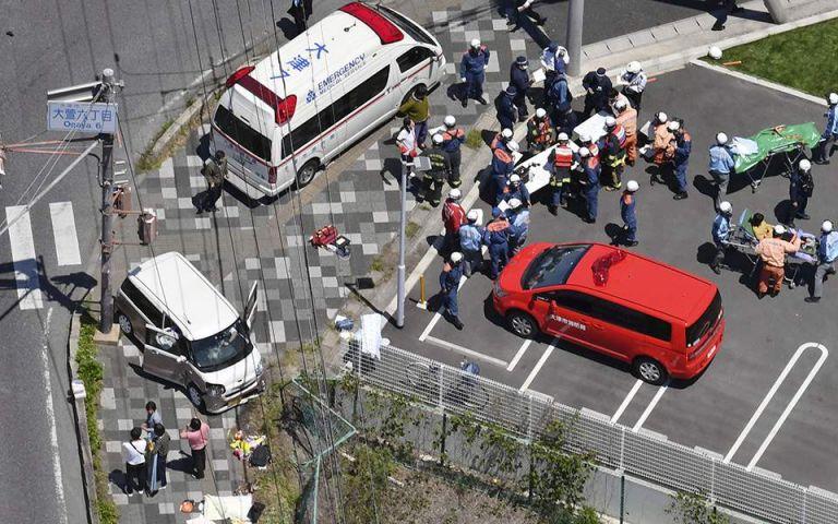 Τροχαίο-σοκ στην Ιαπωνία : Νεκρά 2 νήπια – 12 τραυματίστηκαν | tovima.gr