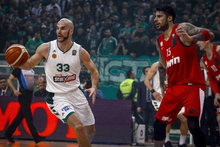 Κόντρα Παναθηναϊκού – Ολυμπιακού στον πρώτο γύρο των πλέι οφ   tovima.gr