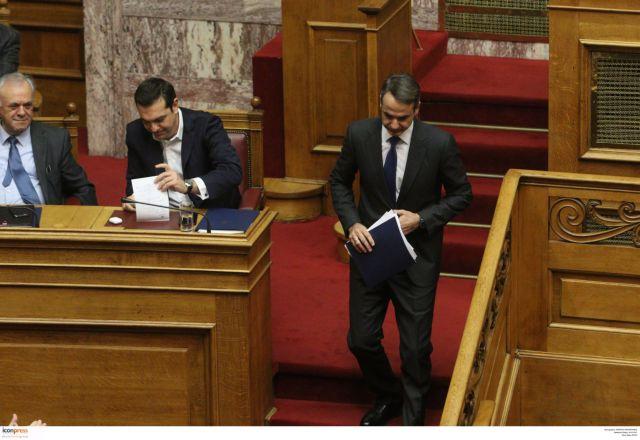 Βουλή: Μονομαχία για την ψήφο εμπιστοσύνης στην κυβέρνηση   tovima.gr