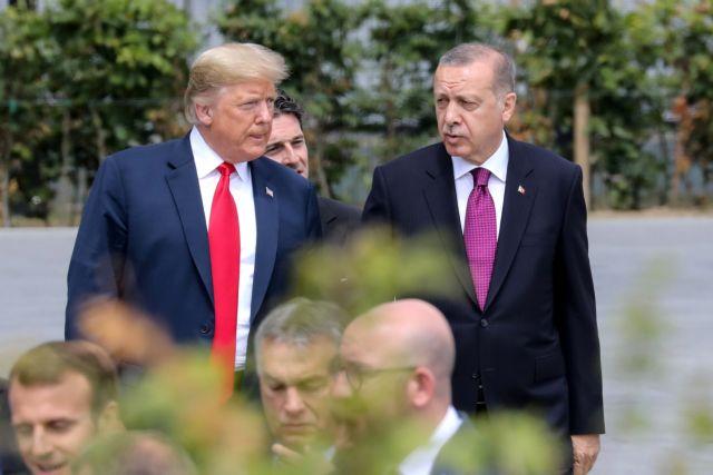 Bloomberg: Η σιωπή Τραμπ για την Κωνσταντινούπολη δείχνει ότι θέλει διαιώνιση της εξουσίας Ερντογάν; | tovima.gr