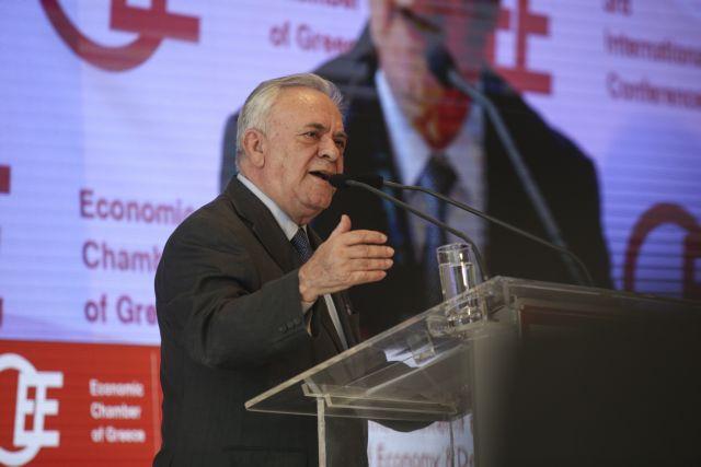 Δραγασάκης: Οι κυβερνητικές εξαγγελίες θετικές για ανάπτυξη-επενδύσεις   tovima.gr