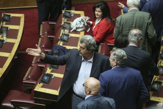 Ξεσηκώνει το Twitter ο Πολάκης : «Θίχτηκε ο γιδοβοσκός» | tovima.gr